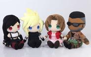 【トピックス】『ファイナルファンタジーVII リメイク』より、ぬいぐるみ全4種が発売決定!