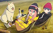 【トピックス】『ゆるキャン△ VIRTUAL CAMP ~本栖湖編~』が配信開始!次回作「麓キャンプ場編」のメインビジュアルも同時公開!