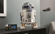 【トピックス】ルーカスフィルム創立50周年記念!「レゴ スター・ウォーズ R2-D2」セットが、全国のレゴストアほかにて発売決定!