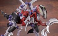 【トピックス】HMMゾイドシリーズに、オーガノイドシステム搭載の小型ゾイド「レブラプター」が参戦!