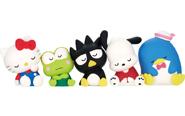 【トピックス】サンリオキャラクターが隣に寄りかかる姿を立体化した「肩ズンFig. サンリオキャラクターズ」が登場!全国のカプセル自販機にて2021年6月中旬発売!