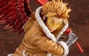 【トピックス】TVアニメ『僕のヒーローアカデミア』より、ウィングヒーロー「ホークス」のスケールフィギュアが発売決定!