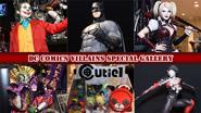 【イベントレポート】DC COMICS Villains SPECIAL GALLERY