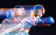 【トピックス】『ロックマンX3』より、主人公「エックス」が強化パーツをまとった姿「マックスアーマー」のプラモデルが再販決定!