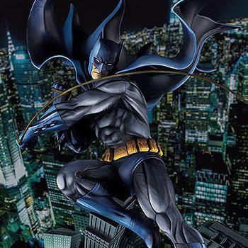 『バットマン』より、公式イラストレーターの描き下ろしイラストをモチーフに仕上げたスタチューが登場!あみあみ含む一部流通限定で発売決定!