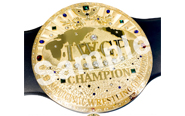 来年創立50周年を迎える新日本プロレスの歴史の重みを感じる逸品!初代IWGPへビー級王座 レプリカベルトが予約開始!