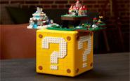 レゴ®スーパーマリオ™に大人向け商品「レゴ®スーパーマリオ64™ ハテナブロック」が登場!レゴ公式オンラインストアほかにて発売決定!