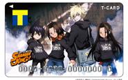 TVアニメ『SHAMAN KING』のTカードが登場!公式サイトにて発行受付が開始!