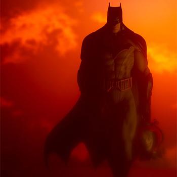 DC BLACK LABEL作品『バットマン:ラストナイト・オン・アース』より、バットマンがARTFXシリーズにラインナップ!