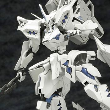 『マブラヴ オルタネイティヴ』より、1/144 武御雷 Type-00A プラモデルが再登場!