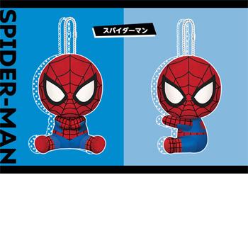 """『MARVEL UNIVERSE』より、""""ぴたっ""""と可愛いヒーロー「ぴたぬい スパイダーマン」が発売決定!"""
