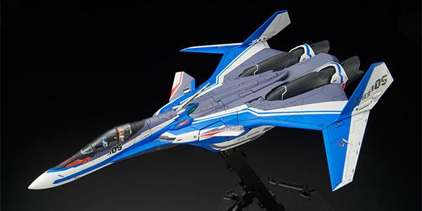 【画像更新】『マクロスΔ』 1/72 VF-31Jジークフリード(ハヤテ・インメルマン機) プラモデル[バンダイ]