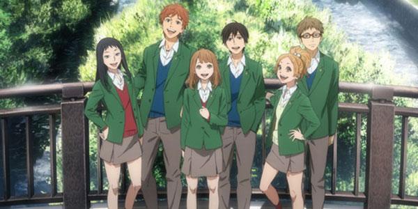 【トピックス】TVアニメ『orange』の本ビジュアルとイメージボードが公開!