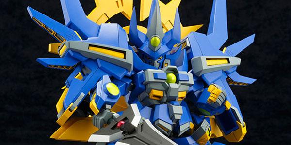 【新商品情報】S.R.D-S『スーパーロボット大戦OG ORIGINAL GENERATIONS』 ネオ・グランゾン プラモデル [コトブキヤ]