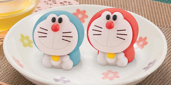 【トピックス】四次元ポケットまで美味しく食べられる!『ドラえもん』の和菓子「食べマス ドラえもん」が4月30日(土)より順次発売