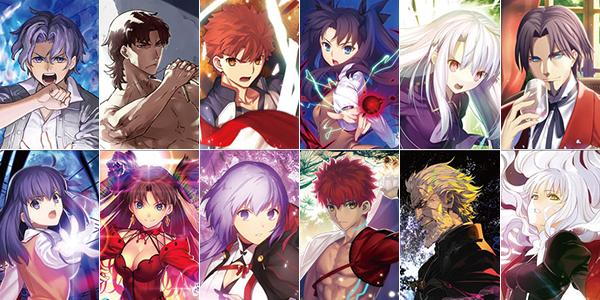 【新商品情報】『Fate/Grand Order』 トレーディングミニクリアファイル ポストカード付き [ブロッコリー]