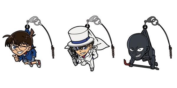 【トピックス】 TVアニメ『名探偵コナン』のつままれシリーズが登場!
