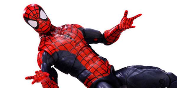 【新商品情報】『マーベル・コミック』 ハズブロ アクションフィギュア 12インチ「レジェンド」#01 スパイダーマン [ハズブロ]